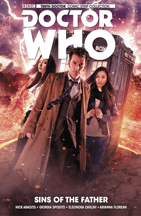 Doctor Who: The Tenth Doctor, Sins of the Father