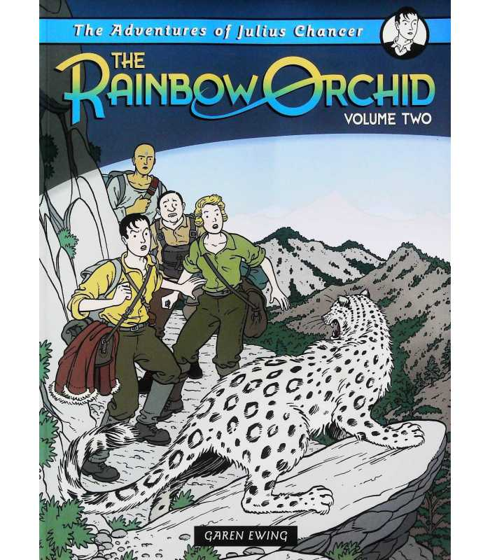 The Rainbow Orchid: v. 2: Adventures of Julius Chancer