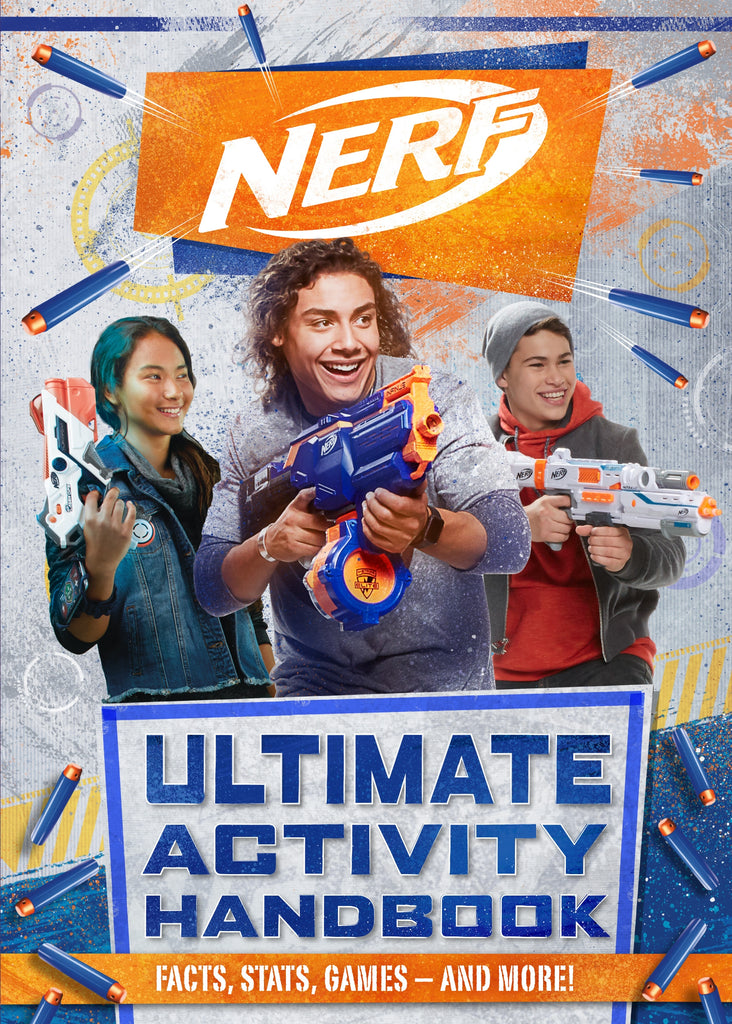 Nerf Ultimate Activity Handbook