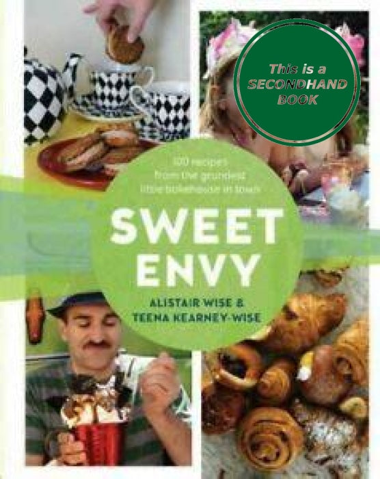Sweet Envy Book