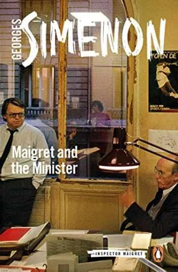 Maigret and the Minister: Inspector Maigret #46