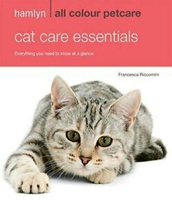 Cat Care Essentials: Hamlyn All Colour Pet Care