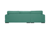 5-sitziges Ecksofa Home Passion Eckteil links