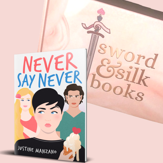Never Say Never Preorder Book Box
