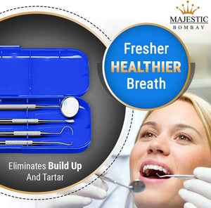Dental Hygiene Tool Set