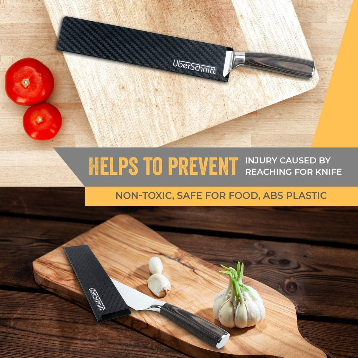 Chef's Knife Guard Set