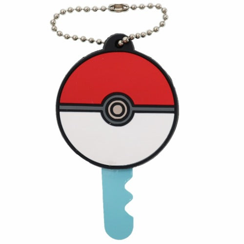 Rubber Key Cap - Poké Ball