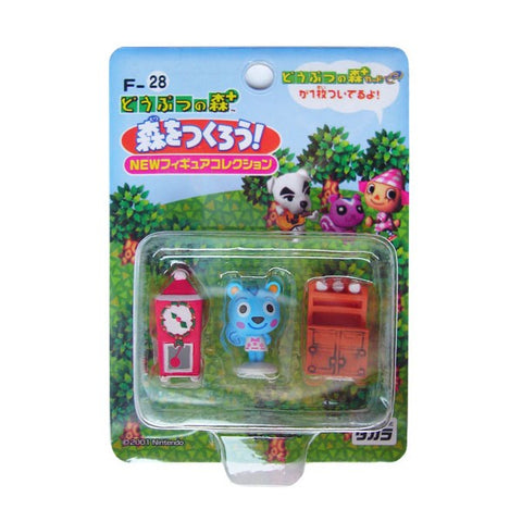 Animal Crossing Figure - F28 - Filbert