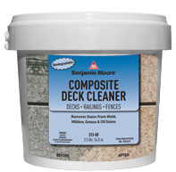 Benjamin Moore Composite Deck Cleaner 313