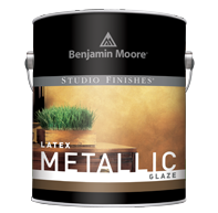 Studio Finishes® Metallic Glaze 620