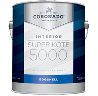 Super Kote 5000® Interior Paint - Eggshell 30