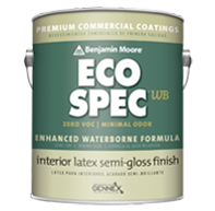 Eco Spec® WB Interior Latex Paint - Semi-Gloss 376