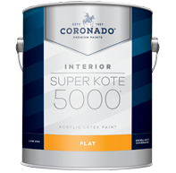 Super Kote 5000® Interior Paint - Flat 28