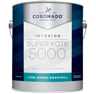 Super Kote 5000® Interior Paint - Low Sheen Eggshell 1130