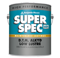 Super Spec HP D.T.M. Alkyd Low Lustre P23
