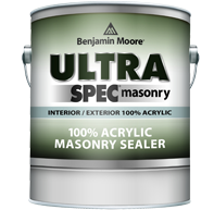 Ultra Spec® Masonry Int/Ext 100% Acrylic Sealer 608