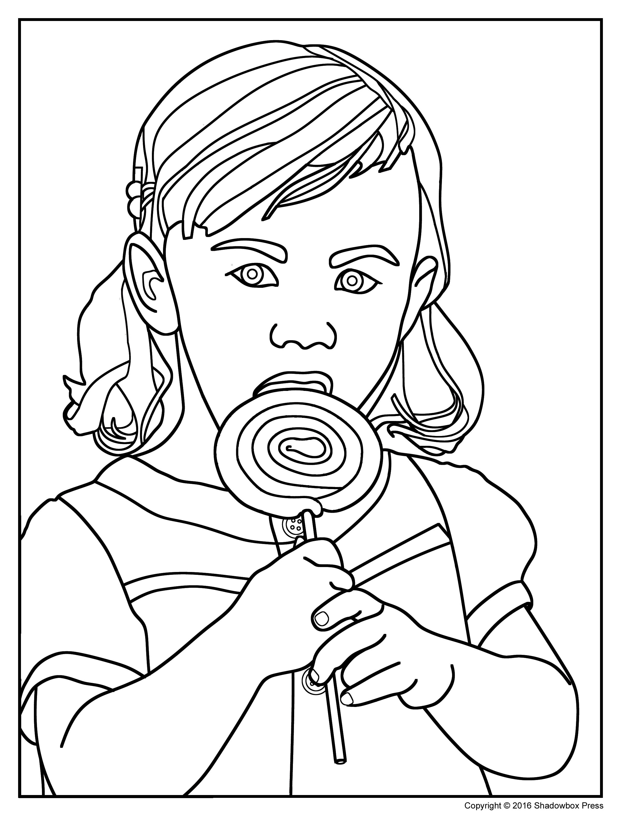 Colouring for adults benefits - Gumball Machine Coloring Page Gumball Machine Photograph