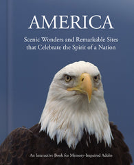 Cover - America Book for Alzheimer's and Dementia Patients