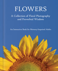Flowers Book for Alzheimer's and Dementia Patients