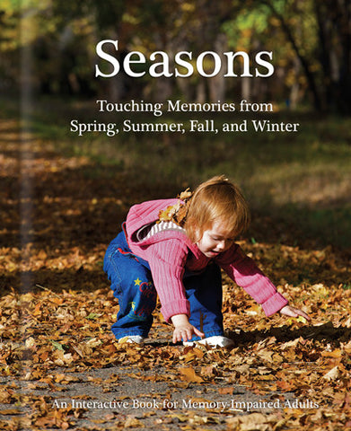 Seasons – An Activity Book for Dementia Patients