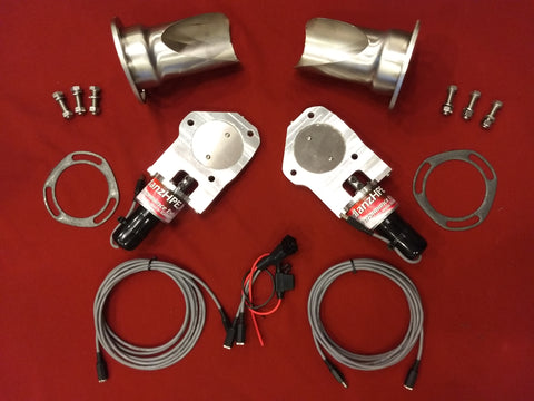 High Performance Exhaust Kit (Custom Y-Neck)