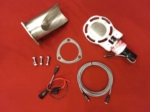 High Performance Exhaust Kit (Standard Y-Neck)
