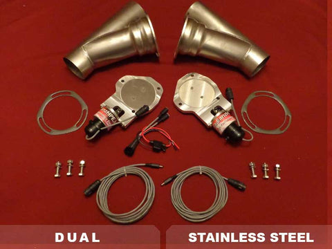 High Performance Exhaust Kit (Custom)