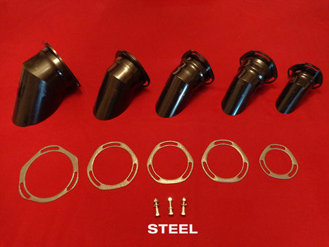 Turndown Pipes (Custom) Including Low Pro