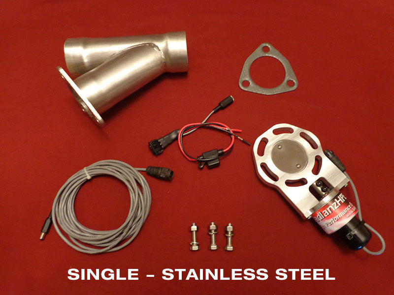 High Performance Exhaust Kit (Standard)