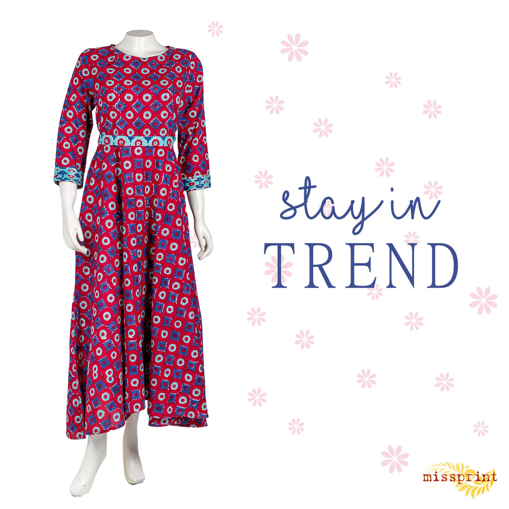 What are the Best Reasons to Wear Indo Westerns Dresses this Season?