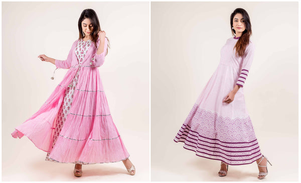 7 Indo Western Dresses That Are Ideal for Farewell!
