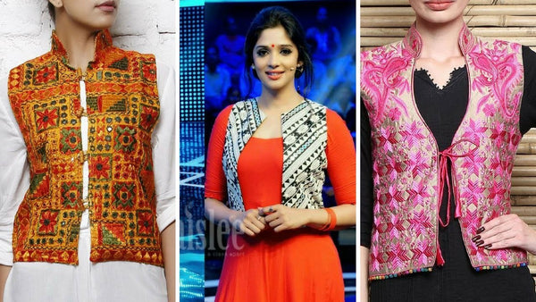 How To Make Indo Western Kurtis From Your Old Kurti?