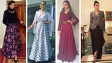 7 Contemporary Ways to Flaunt Long Skirts In Style!