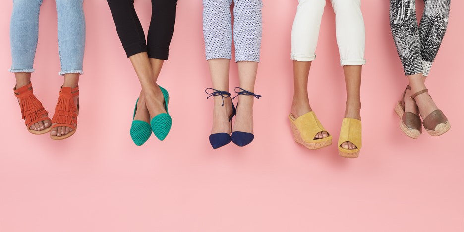 Five Footwear Trends Your Fashion Wardrobe Should Own