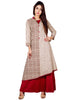 8 Latest Trend Block Print Kurtis for Stylish Summer Wardrobes