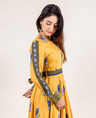 10 Best Selling Mustard Yellow Ethnic Clothing Of Missprint