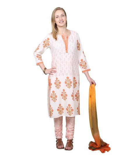 Welcome Monsoon on a Swansong with Printed Suit Sets