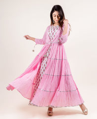 Top 10 Trendy Indo Western Dresses For Engagement