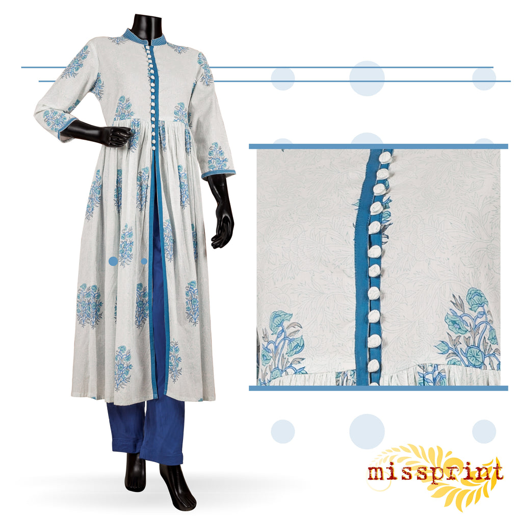 Be the Envy of the Party Pack with Traditional and Stylish Cape Kurtis