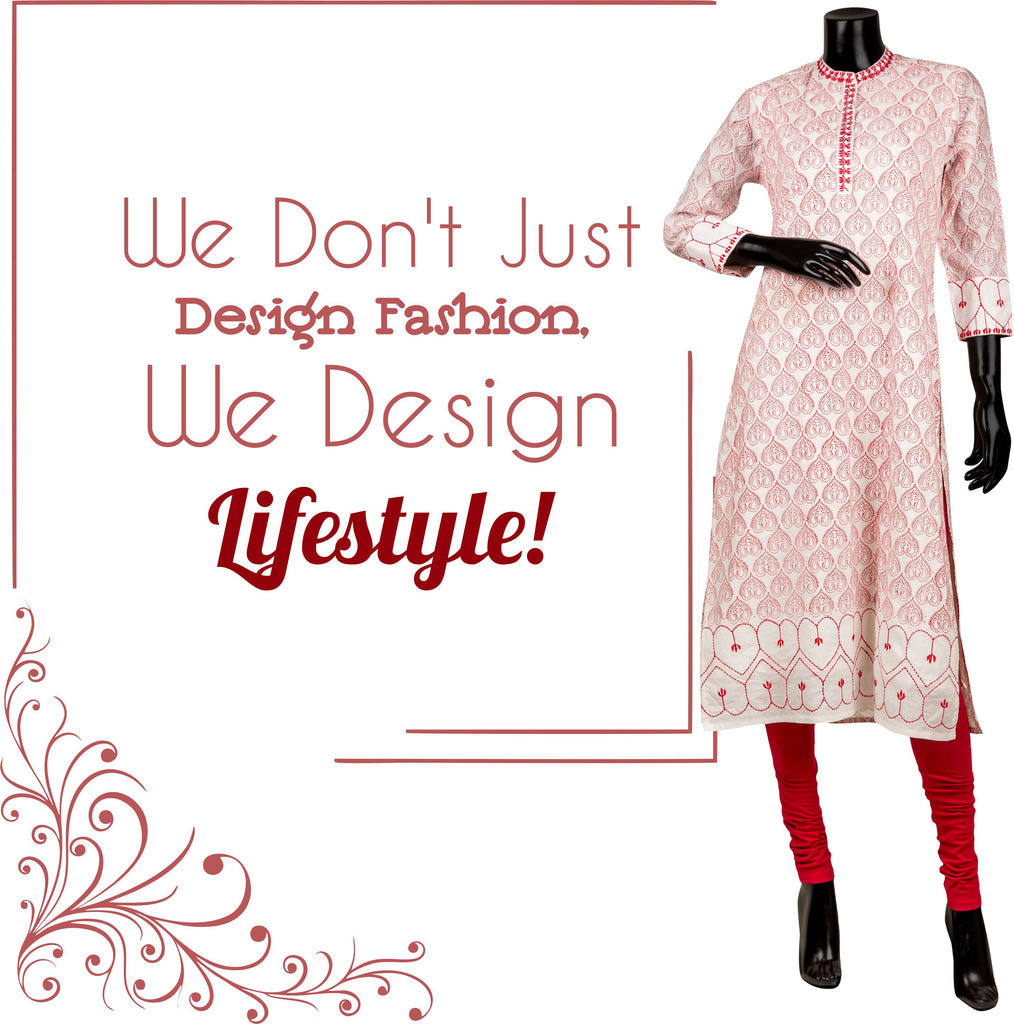 Find Unique Styles and Designs with Cotton Kurtis