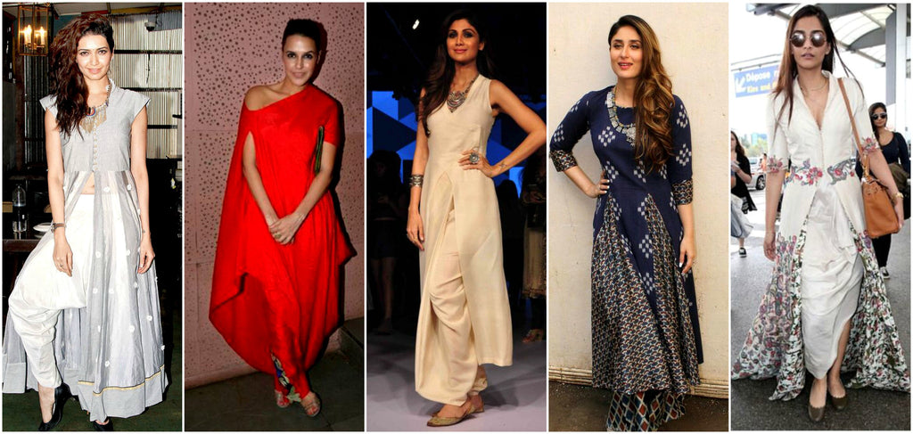 5 Reason Why Block Printed Kurtis Are On The Radar of Fashion Designers