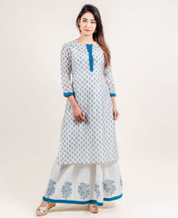 7 Best White Women Kurtis for Summer Season!