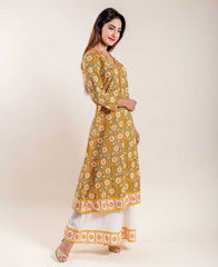 9 Indo Western Kurtis Ideal As A Mother's Day 2018 Gift!