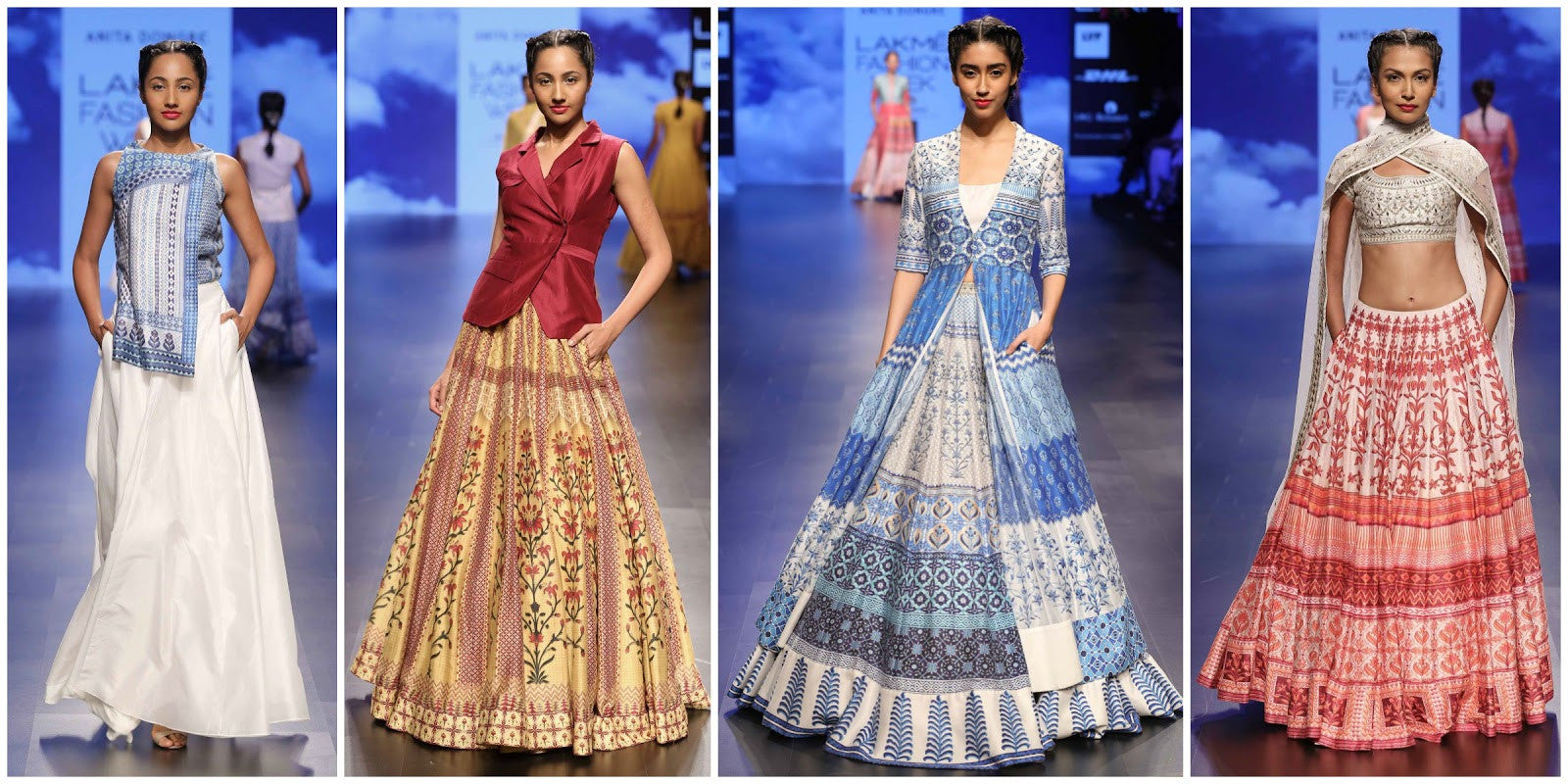 Let's Get You Curious with Anita Dongre's Indo Western Dresses Collection
