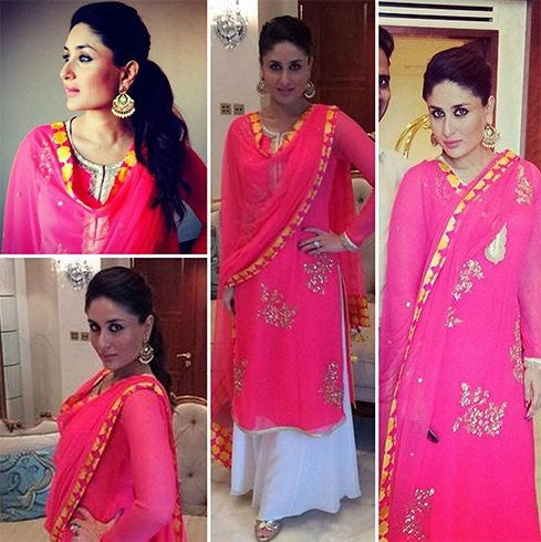 Catch All The Latest Trends With Kareena Kapoor Khan!