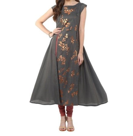 Anarkalis Cotton Kurtis