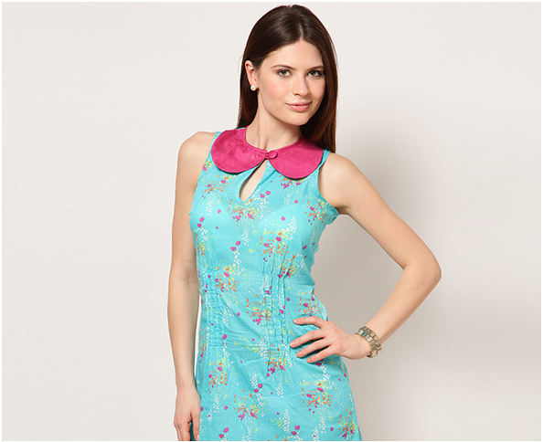 indo western kurta for womens