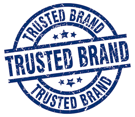Choose a trusted brand!