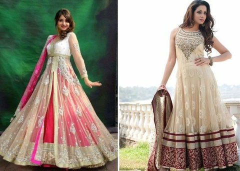 Floor Length Anarkali