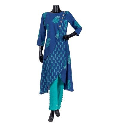 Kurti dress with pants